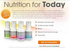 isotonix nutrition